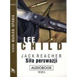 Siła perswazji - książka audio na CD (CD) - Lee Child