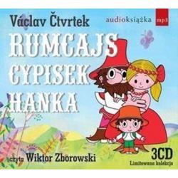 Rumcajs, Cypisek, Hanka - książka audio na CD (CD) - Vaclav Ctvrtek