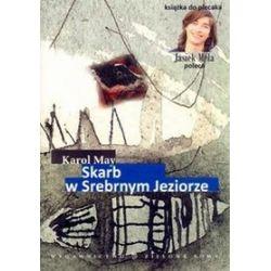 Skarb w srebrnym jeziorze - książka audio na CD - Karol May