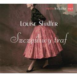 Szczęśliwy traf - książka audio na CD (CD) - Louise Shaffer