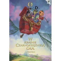 W krainie Czarnoksiężnika Oza - książka audio na CD (CD) - L. Frank Baum