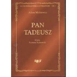Pan Tadeusz - książka audio na CD (CD) - Adam Mickiewicz