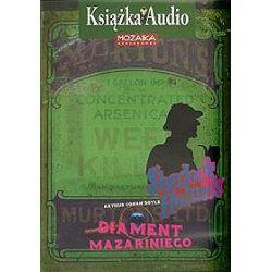 Sherlock Holmes. Diament Mazariniego - książka audio na 1 CD (CD) - Arthur Conan Doyle