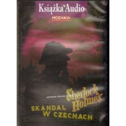Sherlock Holmes. Skandal w Czechach - ksiązka audio na 1 CD (CD) - Arthur Conan Doyle