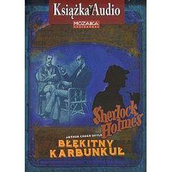 Sherlock Holmes. Błękitny Karbunkuł - ksiązka audio na 1 CD (CD) - Arthur Conan Doyle