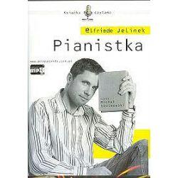 Pianistka - książka audio na 1 CD (CD) - Elfriede Jelinek