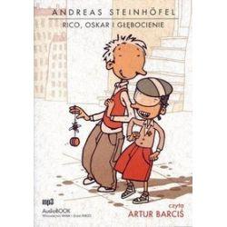 Rico, Oskar i głębocienie - książka audio CD (CD) - Andreas Steinhöfel