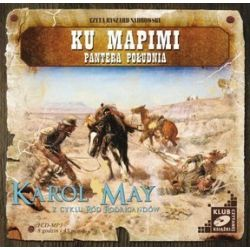 Ród Rodrigandów, tom 3. Ku Mapimi. Pantera Południa - książka audio na CD (CD) - Karol May
