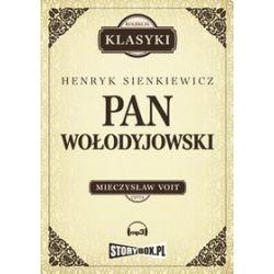 Pan Wołodyjowski - książka audio na CD (CD) - Henryk Sienkiewicz