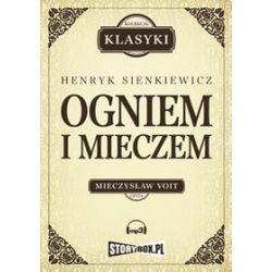Ogniem i mieczem - książka audio na CD (CD) - Henryk Sienkiewicz