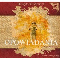 Opowiadania - książka audio na CD (CD) - Henryk Sienkiewicz