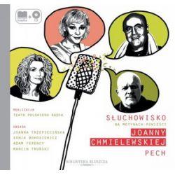 Pech - książka audio na CD, nr 13 (CD) - Joanna Chmielewska,