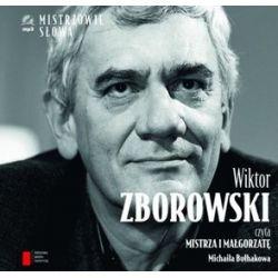 Mistrz i Małgorzata - Wiktor Zborowski - audiobook - Michaił Bułhakow