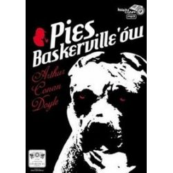 Pies Baskerville'ów - książka audio na CD (CD) - Arthur Conan Doyle