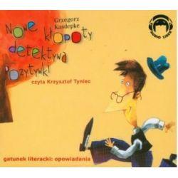 Nowe kłopoty Detektywa Pozytywki - książka audio na CD (CD) - Grzegorz Kasdepke