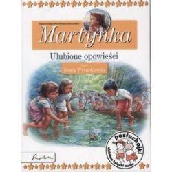 Posłuchajki. Martynka. Ulubione opowieści - książka audio na CD (CD)