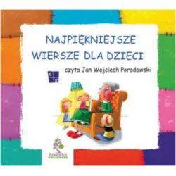 Najpiękniejsze wiersze dla dzieci - książka audio na CD (CD)
