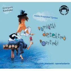 Pamiątki Detektywa Pozytywki - książka audio na CD (CD) - Grzegorz Kasdepke