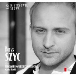 Piękni Dwudziestoletni - Borys Szyc - ksiażka audio na CD(foramt mp3) - Marek Hłasko