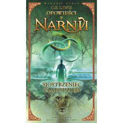 Opowieści z Narnii. Siostrzeniec czarodzieja, tom 6 - książka audio na 4 CD (CD) - C.S. Lewis, C. S. Lewis