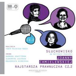 Najstarsza prawnuczka, część 2 - książka audio na CD, nr 15 (CD) - Joanna Chmielewska