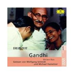 Hörbücher: Gandhi. CD  von Heimo Rau