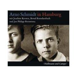 Hörbücher: Arno Schmidt in Hamburg  von Arno Schmidt