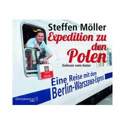 Hörbücher: Expedition zu den Polen  von Steffen Möller