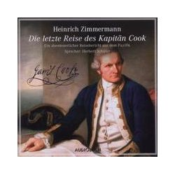 Hörbücher: Die letzte Reise des Kapitän Cook  von Heinrich Zimmermann von Lisa Bitzer
