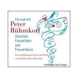 Hörbücher: Peter Rühmkorf - Zwischen Freund Hein und Freund Heine  von Charlotte Drews-Bernstein
