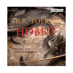 Hörbücher: Der Hobbit  von J. R. R. Tolkien