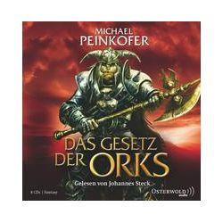 Hörbücher: Das Gesetz der Orks  von Michael Peinkofer