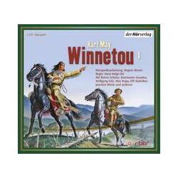 Hörbücher: Winnetou  von Karl May von Regine Ahrem