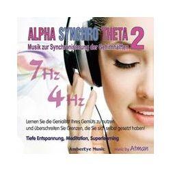 Hörbücher: Alpha Synchro Theta 2  von Atman