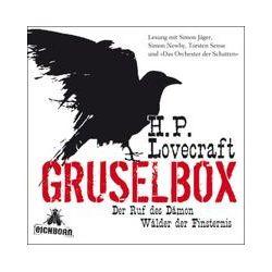 Hörbücher: Grusel-Box  von Howard Phillips Lovecraft