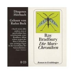 Hörbücher: Die Mars-Chroniken  von Ray Bradbury