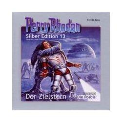 Hörbücher: Perry Rhodan Silber Edition 13 - Der Zielstern  von Kurt Brand, Clark Dalton, Karl-Herbert Scheer