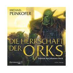Hörbücher: Die Herrschaft der Orks  von Michael Peinkofer