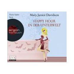 Hörbücher: Happy Hour in der Unterwelt  von Mary Janice Davidson von Johanna Steiner