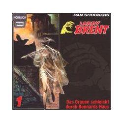 Hörbücher: Larry Brent 01. Das Grauen schleicht durch Bonnards Haus  von Dan Shocker