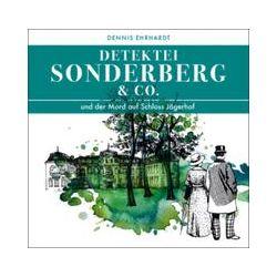 Hörbücher: Sonderberg & Co. 01 und der Mord auf Schloss Jägerhof  von Dennis Ehrhardt