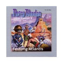 Hörbücher: Perry Rhodan Silber Edition 08. Festung Atlantis. 12 CDs  von Kurt Brand, K. H. Scheer, Clark Darlton von Achim Schnurrer, Hans Greis