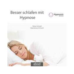 Hörbücher: Besser schlafen mit Hypnose  von Rainer Schnell