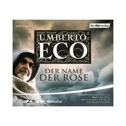 Hörbücher: Der Name der Rose  von Umberto Eco von Otto Düben