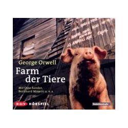 Hörbücher: Farm der Tiere  von George Orwell