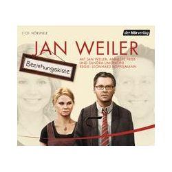 Hörbücher: Beziehungskiste  von Jan Weiler