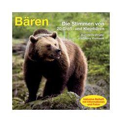 Hörbücher: Bären  von Karl-Heinz Frommolt, Karl-Heinz Dingler