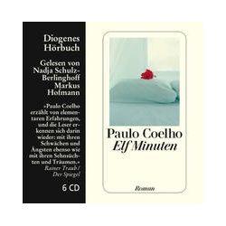 Hörbücher: Elf Minuten  von Paulo Coelho