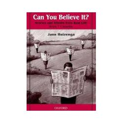 Hörbücher: Can You Believe It? 1: Stories and Idioms from Real Life: 1 Cassette  von Linda Huizenga
