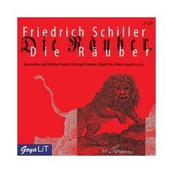 Hörbücher: Die Räuber  von Friedrich Schiller